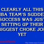"""Who are: the Oklahoma City Thunder?"" #JeopardySports #NBAPlayoffs https://t.co/syrpdibcsx"