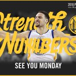 Game 7 tickets go on sale tomorrow. Get presale access now! https://t.co/35AMjkm8ga #SeeYouMonday #StrengthInNumbers https://t.co/LWLYSFTXHH