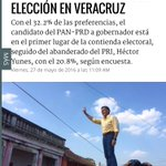 Veracruz esta harto del PRI! Vamos también a sacarlos de Tamaulipas! Sinaloa, Chihuahua El PRI el cancer de Mexico https://t.co/gRtwHtO2ET