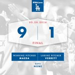 RECAP: Chase Utley hits 2 homers, including a grand slam, in #Dodgers 9-1 win vs. Mets! ????: https://t.co/Lk2a1XYCVo https://t.co/NvPd7A6edn