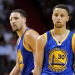 """""""They walk that fine line between lethal and crazy"""" - Kerr on #SplashBrothers Klay and Curry ???????????? #GSWvsOKC https://t.co/XAKSTW0xhz"""