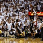 Something about Game 6, defending champs on the ropes, brings something out of people. https://t.co/qz7m00JBr4