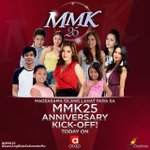 Wag palagpasin ang #MMK25AnniversaryKickoff today on #ASAPKwentoMo! #MMK25 https://t.co/7Pkkn2fGXa