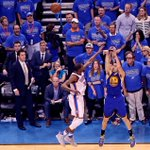 Thompson, Curry rally Warriors to force game 7 with Thunder https://t.co/0KhzYQNRIS https://t.co/JfAd6OTAb9