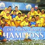CHAMPIONS - 2010 #IPLfinal https://t.co/JwpLF1Y7GU