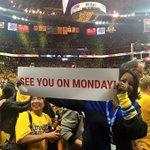 .@ctylerabc7s ready for Game 7! Are you? https://t.co/JuAc0yQ96i #Warriors #WeBelieve #SeeYouMonday https://t.co/Aa9EK8GsTt