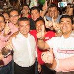¡Gracias #QuintanaRoo! ¡Hoy presentamos nuestras propuestas con las que vamos a trabajar! #GanamosElDebate https://t.co/4ZE0NsuvAi