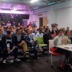 Just finished Startup weekend Wellington #swwlg We built @Meow_list @swwlg Yay! https://t.co/4b8a119xee