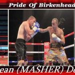 Good luck @SeanMasher @SeanTrodden @VentureBoxing bring home the title proud of our patron ???? https://t.co/ycI0oDjiSS