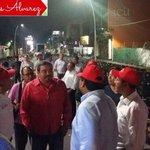 En los preparativos para el cierre de campaña de nuestro candidato @alejandromurat Los esperamos! #RectaFinal https://t.co/Y11O2uQ2KZ