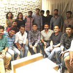 #24TheMovie SuccessFul Celebration Party ! @Suriya_offl ! @arrahman ! @Harshath_RVS ! https://t.co/8Br7NT9zsM