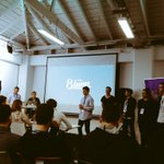 Our very own #natana pitching an investing platform called #kiwiblume ???????????????? @swwlg #swwlg #chqteam #diaryofastartup https://t.co/77dUytWbLi