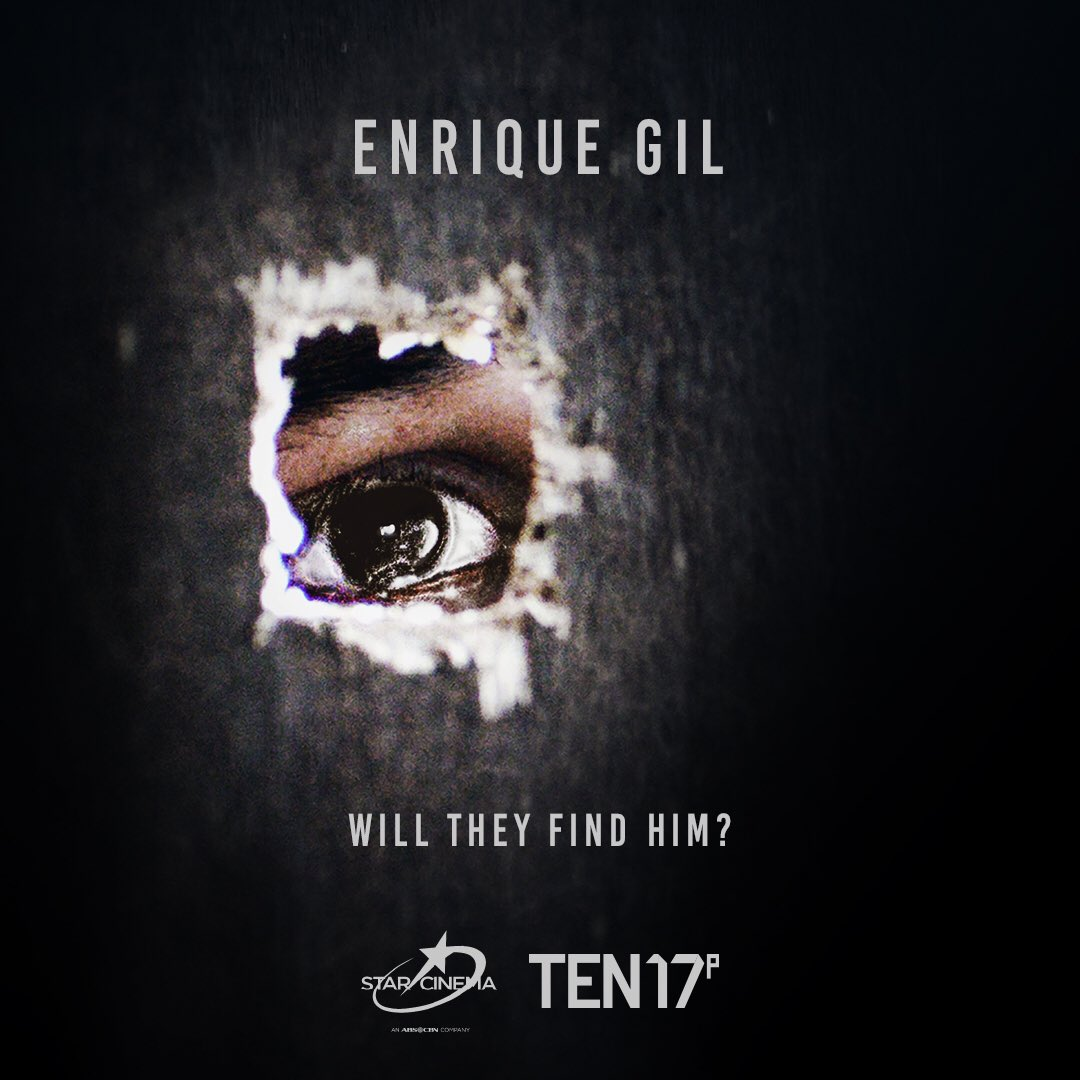 Will they find him? #EnriqueGil #StarCinema #TEN17P #ComingSoon https://t.co/FWpX8BELVV