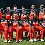 Its the big day, Team #RCB is ready. Support us from wherever you watch the #IPLfinal. @RCBTweets @IPL https://t.co/d2oSIhUGXI