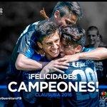 Felicidades Campeones!!!! GALLOS sub20 !!!! https://t.co/AmOfPTZt4x