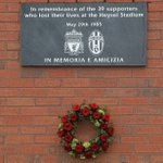 31 years ago 39 innocent people lost their lives at Heysel. May they rest in peace. https://t.co/HuIJdVeybM