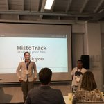 HistoTrack Tracking your bits... Patients tracking their treatment, great work @swwlg #swwlg @BizDojo https://t.co/SlcYqagg5D