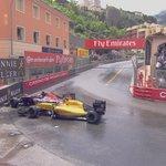 Magnussen and Kvyat clash in run up to Rascasse #MonacoGP #F1 https://t.co/TzOAHdnpjg