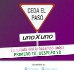 Buenos días, excelente domingo #Oaxaca La cultura vial la hacemos todos; recuerda primero tú, después yo. @GobOax https://t.co/gysjbemCf1