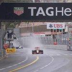 GREEN FLAG: We are racing! #MonacoGP #F1 https://t.co/2vDwLkiEEf