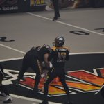 Congrats to @Pete__Thomas @LAKISS_AFL Under Armour Player of the game in his first career start! https://t.co/ZrddqLG1K9