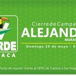 Amigxs, militantes y simpatizantes; les invitamos a acompañar hoy a @alejandromurat en su cierre de campaña #Oaxaca https://t.co/bPl2oxpa6i