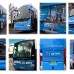 Tory Battle Bus Campaign was on an industrial scale. This shows at least 8 Tory Battle Buses in operation. https://t.co/Mxc44qYc5N