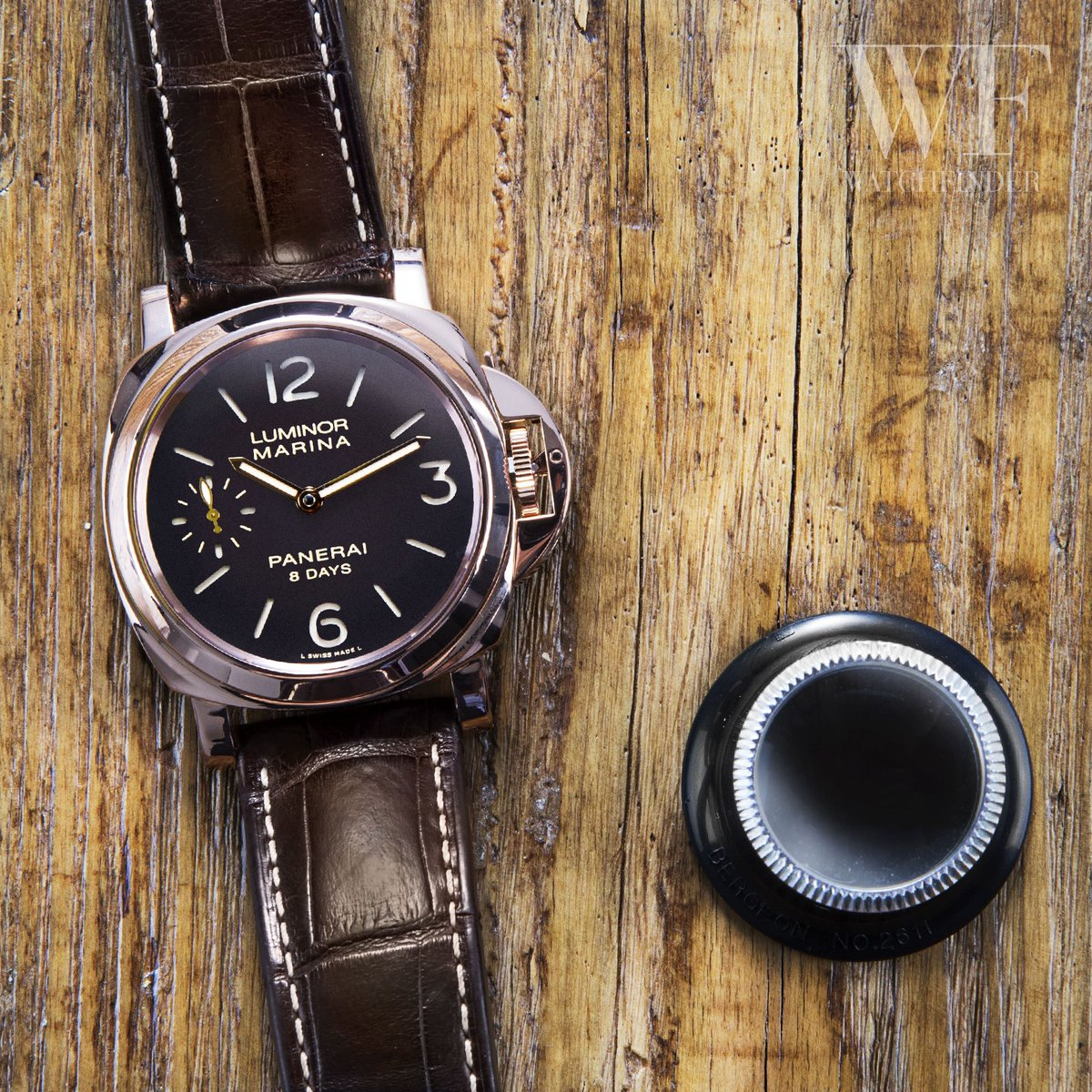 It's Sunday! Meaning you have time to inspect this Panerai a little closer https://t.co/igJhKFhY0O https://t.co/RXNIHlRoN2
