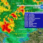 Non-severe storm moving into northern Erath, southern Palo Pinto Co. Hvy rain, gusty winds #CBS11Wx https://t.co/l5u0uvp9bj