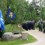 International Day of @UN #Peacekeepers at Hietaniemi Cemetery, #Helsinki, #Finland. #turpo #säkpol https://t.co/5aea2RPTmU