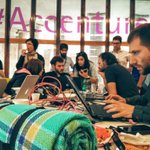 Oggi giurato all#Hackathon @Accentureitalia su #IOT a Roma. Vinca il migliore! :) #AccentureDigiHack cc @EnLabs https://t.co/vUhyfYZz6D