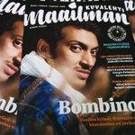 Bombino tänään #Maailmakylässä klo 16.45. Tule hakemaan lehti meidän ständiltä ja lue Bombinon haastattelu. #MK2016 https://t.co/bMQlNnztiW