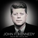 Remembering John F. Kennedy, born on this day in 1917. #abc13eyewitness https://t.co/p45G8bj6RZ