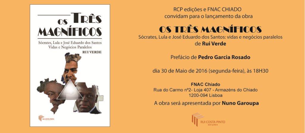 Convite Lançamento na FNAC Chiado, dia 30 de Maio, às 18H30 Ler + https://t.co/ZVLYoMOL86 https://t.co/JOFfu4sQN2
