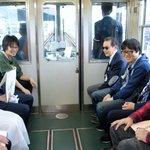 今日の深夜もABC朝日放送で#タモリ倶楽部『せっかく #京都 に来たから… #京阪電車 と #比叡山 横断のりものツアー(後編)』が放送されます!今週は6代目おけいはん・出町柳けい子も登場します! (録画もお忘れなく) https://t.co/bDjprzwVzK