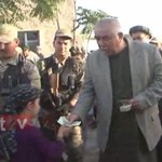 US visa or not, General Dostum doin his thing: handing out Benjamin Franklins to young & old in his birth village. https://t.co/fBrI0UfqIO