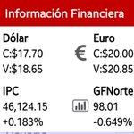 Iniciamos la jornada. Buenos días lectores, así amanece el dólar y el euro #Oaxaca #TwitterOax #Finanzas https://t.co/x9vaHsVRiS