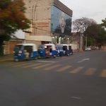 #RivacVial Se reúnen Mototaxis en Belisario Dominguez esq Amapolas Col Reforma #Oaxaca https://t.co/FQE3W0fnQK