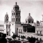 Guillermo Kahlo fotografió el templo de San Francisco en San Luis Potosí. Inicios del Siglo.XX. @RoyCampos https://t.co/SYXdGO3nad