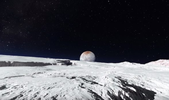 Visit Pluto in virtual reality - https://t.co/ZcQIrCkviR https://t.co/DnEw8Df2jQ