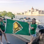 #MCMemorialCup championship day, @GoLondonKnights interns ready to cheer on the boys one last time from Budapest ⚔🏒 https://t.co/hysvqzgTQz