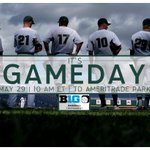 Gameday! MSU takes on OSU at 10 a.m. ET on BTN with a spot in the Big Ten Tournament Championship on the line! https://t.co/uHoJKj84fY