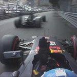 LAP 37/78: RIC not happy with HAM after Briton blocks him off after the chicane #MonacoGP #F1 https://t.co/VTgfZdL58V