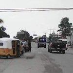 Reportan accidente en el crucero de #Etla #Oaxaca camioneta en sentido contrario choca con mototaxi un lesionado https://t.co/jwSFPKRzlO