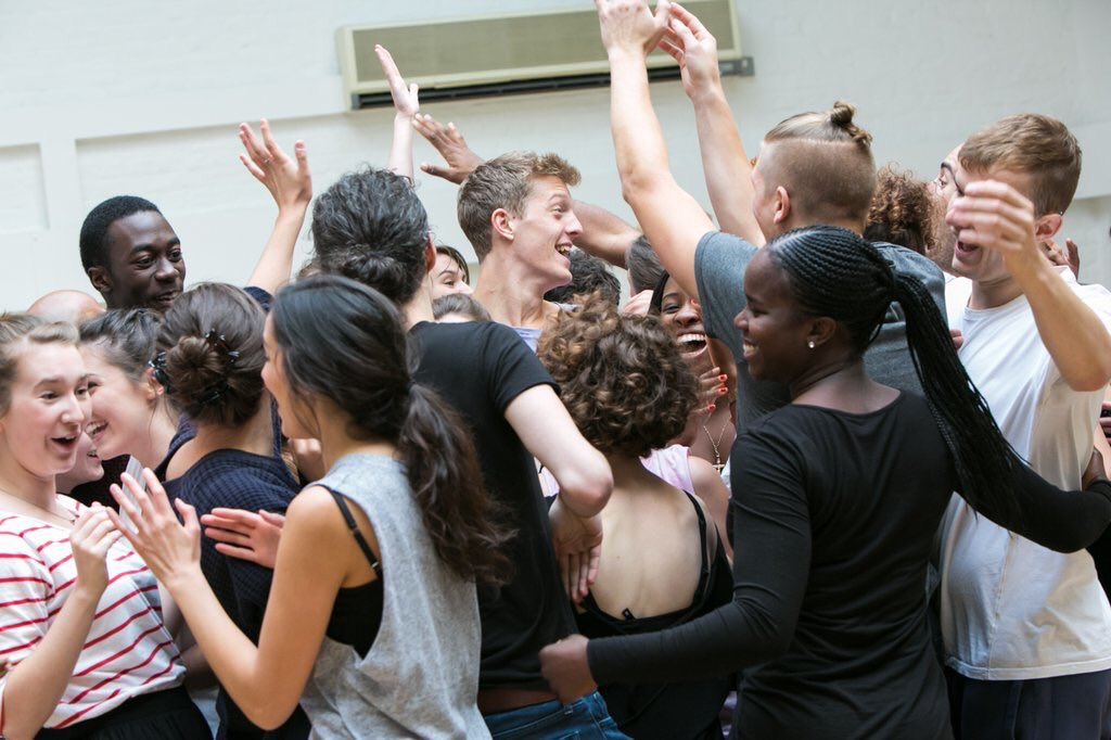 Audition for our FREE Theatre School @oldvictheatre for Young People aged 14-21 - https://t.co/5Lnl7Zj7pw https://t.co/UBuCRnCaD4
