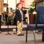 ADORABLE: 4-year-old gospel singer captivates churchgoers in viral video. More: https://t.co/j0KR9U7kkB #abc13 https://t.co/T0oHdoxzIy
