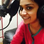 Angel @KeerthyOfficial completes dubbing for her movie #Thodari @dhanushkraja - Audio launch on June 6th https://t.co/aVw3PM94oH