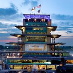 Sunrise over Indy.  Indianapolis Motor Speedway is ready for the 100th running of the Indy 500. https://t.co/t51KEJkMsU