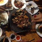 Final dinner 13/1 (@ Kapten Charcoal Barbacue in Johor Bahru, Johor w/ @aishazrynn) https://t.co/69o4DBqj5Q https://t.co/NqiOQ0Kg2y