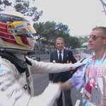 First man to congratulate @LewisHamilton?? @justinbieber, of course ???? https://t.co/C2aqk3C2dr
